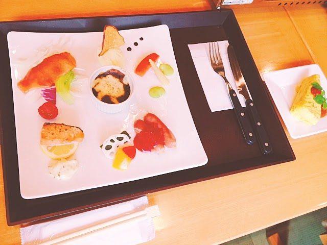 花伝抄 朝食洋食