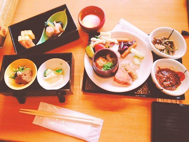 花伝抄和食の朝食