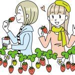 イチゴ狩り体験や旅行におすすめの宿