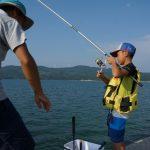 釣った魚を料理してくれる宿 和歌山