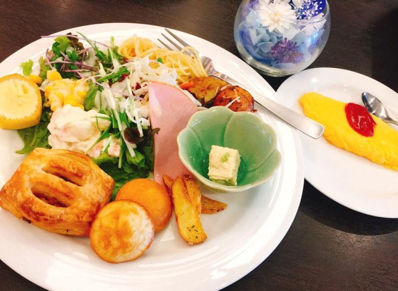 アーバンホテル京都の食べ放題モーニングビュッフェ