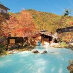 秋の旅行なら紅葉と温泉を楽しめるところへ行こう!