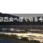 京都空いてる?今が狙い目【嵐山】おすすめの宿